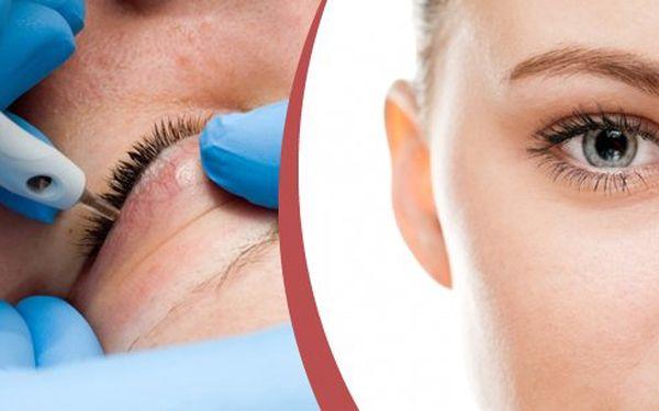 Permanentní make-up horní nebo dolní oční linka - už bude konec věčně rozmazaným očím!Díky permanentnímu make-upu budete upravená v každou denní i noční dobu. Oči jsou přeci bránou do duše, tak nechte své oči orámovatna klinice To-well