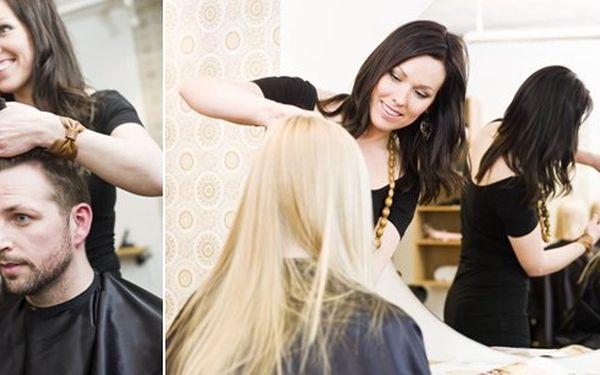 Kadeřnický balíček pro muže i ženy se střihem ale i melírem či barvou! Zavítejte do příjemného Salonu Q v Pardubicích a dopřejte si luxusní péči s vlasovou kosmetikou L'oréal Professional. Pořiďte si s novým rokem nový účes!