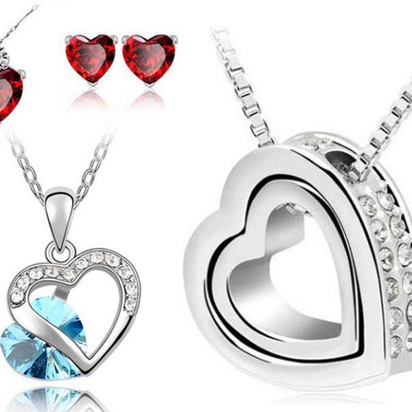 Stylový šperk jako skvělý tip na valentýnský dárek