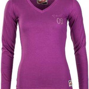 Dámské tričko Russell Athletic DEEP V NECK