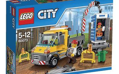 LEGO City Demolition - Servisní truck