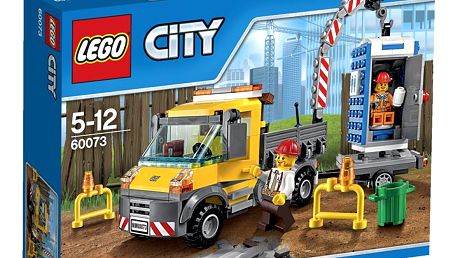 LEGO City Demolition - Servisní truck