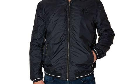 Pánská černá bunda Paul Stragas