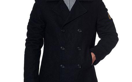 Pánský černý kabátek Paul Stragas