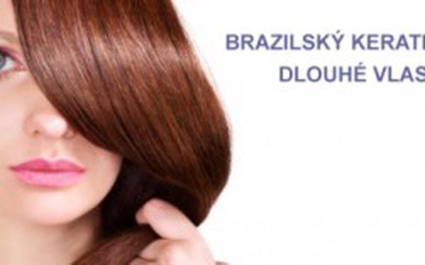 Brazilský keratin nejvyšší kvality za neuvěřitelný...