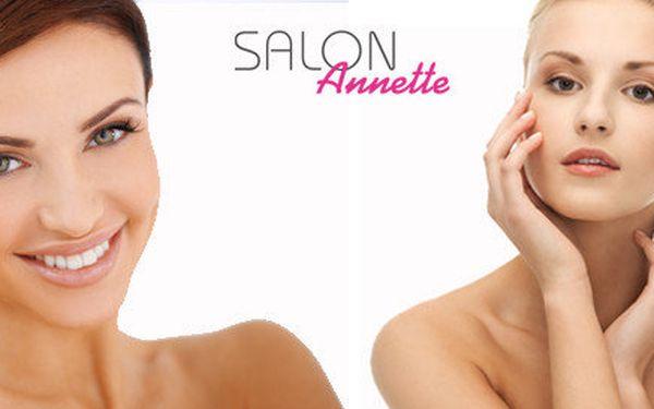 Inovativní ošetření pokožky obličeje anebo krku a dekoltu kosmetickým přístrojem UltraLift duo