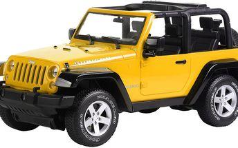 Model skutečného autíčka na dálkové ovládání BRC 10011 1/10 Jeep Wrangler