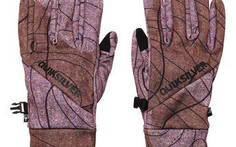 Pánské rukavice Quiksilver City Liner YGE2
