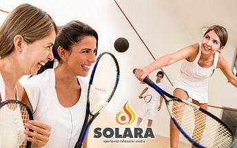 60 či 30 minut hraní RICOCHETU! Zábavnější obdoba squashe, která Vás nadchne! Přijďte si zahrát!