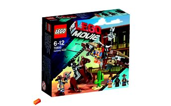 LEGO Movie - Únikový kluzák