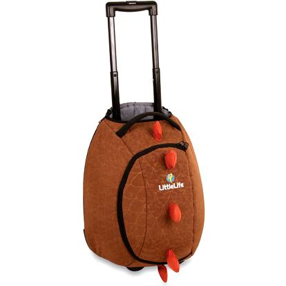 Cestovní taška Animal Wheelie Duffle Dinosaurus