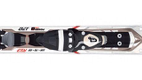Sjezdové lyže Pursuit 14 Ar/Bslt + Axium 110 TPI2 B73 BLK RED
