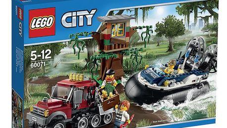 LEGO City Police - Zadržení vznášedlem
