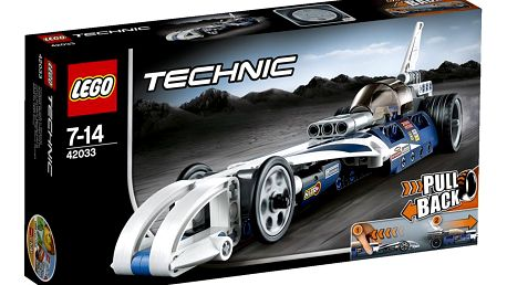 LEGO Technic - Lamač rekordů