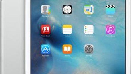 "Dotykový tablet Apple mini 2 s Retina displejem 16 GB (ME279SL/A) stříbrný 7.9"", 16 GB, WF, BT, iOS + DOPRAVA ZDARMA"