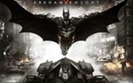 Dobrodružství se známým hrdinou, Batman: Arkham Knight (PS4)