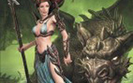 Spellforce 2: Dragon Storm, ve světě Eo