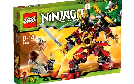 LEGO NINJAGO Robot samuraj
