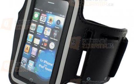 Pouzdro na ruku pro iPhone a iPod - černé a poštovné ZDARMA! - 9999900511
