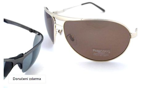 Polarizační brýle na sport, do auta i pro běžné nošení