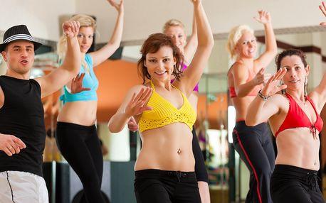 Permanentka na 10 tanečních nebo pohybových lekcí dle výběru
