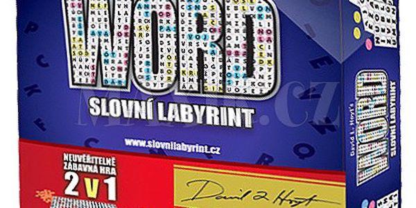 Word, slovní labyrint
