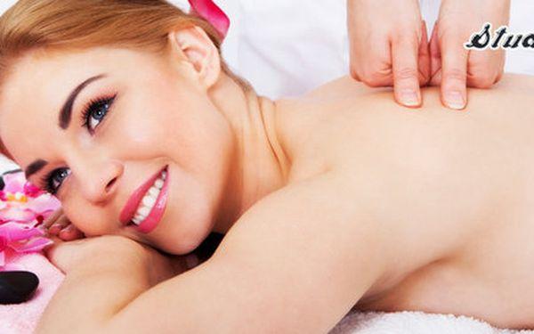 Výběr ze spousty masáží pro radost i zdraví