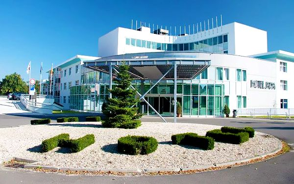 3denní luxusní pobyt pro 2 s neomezeným wellness v Přerově v hotelu Jana****
