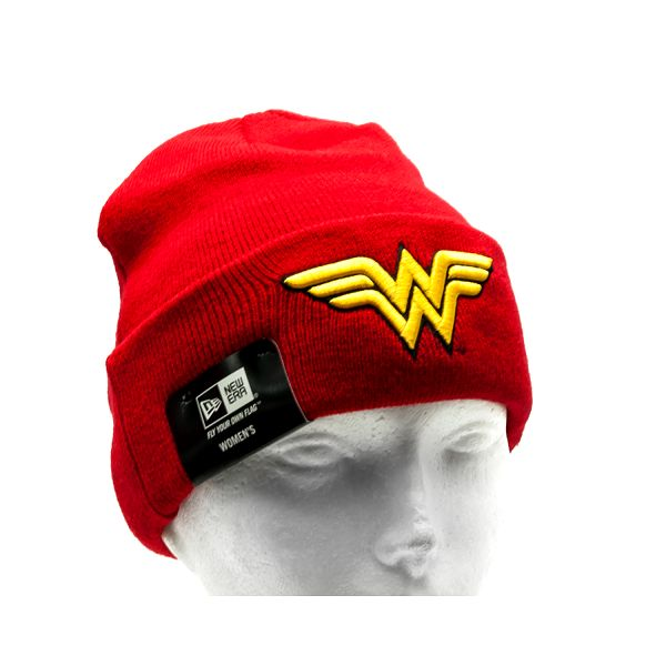 Dámský Kulich New Era Super Cuff Wonder Woman