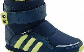 Dětská zimní obuv adidas ZAMBAT I