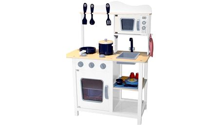 KidsHome Dětská kuchyňka s příslušenstvím 84,5cm