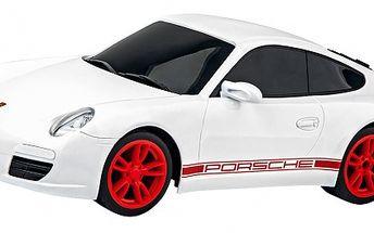 Carrera nablýskané RC auto Porsche 911