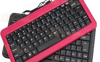 USB klávesnice k tabletu - 2 barvy a poštovné ZDARMA! - 9999908362
