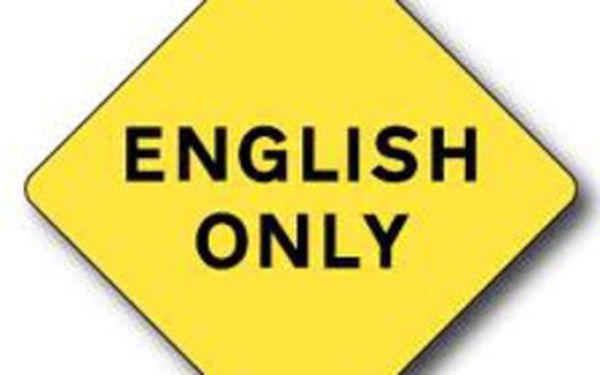 12 lekcí angličtiny pro středně pokročilé B1/B2 - pondělí 19:15-20:45