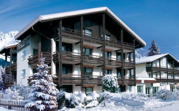 Rakousko, oblast Tyrolsko, light All inclusive, ubytování v 3* hotelu na 8 dní