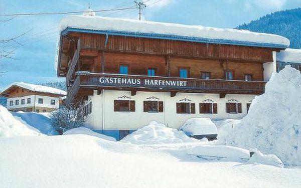 Rakousko, oblast Tyrolsko, polopenze, ubytování v 3* hotelu na 8 dní