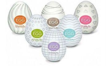 Erotická pomůcka pro pány: Tenga Egg