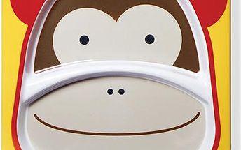 Zoo Talířek 2v1 - Opička