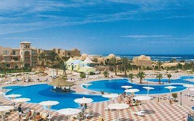 Three Corners Pensée Beach Resort, Egypt - Marsa Alam, Egypt, letecky, all inclusive