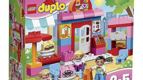 DUPLO LEGO Ville - Kavárna