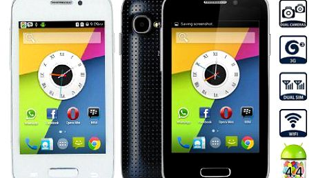 Smartphone M-Horse S51 s Androidem a dual SIM technologií