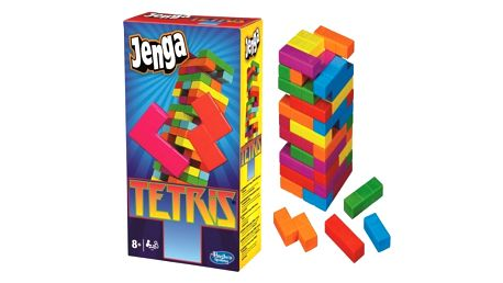 HASBRO - JENGA Tetris