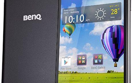 Čtyřjádrový smartphone BENQ F5