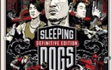 Sleeping Dogs: Definitive Edition (XONE)