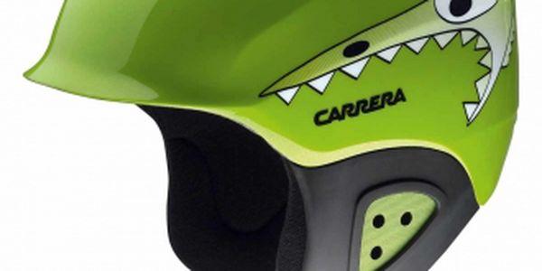 Dětská lyžařská helma - Carrera CJ1