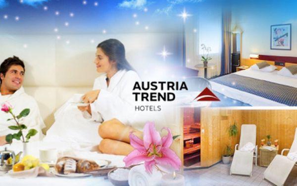 3denní pobyt pro DVA ve VÍDNI v 4* Austria Trend Hotel Lassalle kousek od historického centra! SNÍDANĚ v ceně!