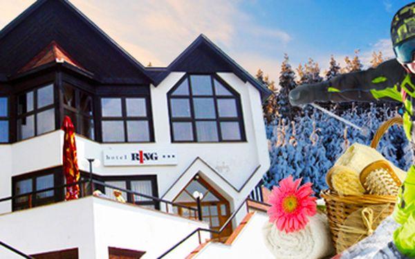 Krušné hory: wellness 3 dny pro 2 osoby v překrásné přírodě!