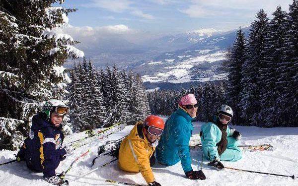 Zimní dovolená v Jizerských horách