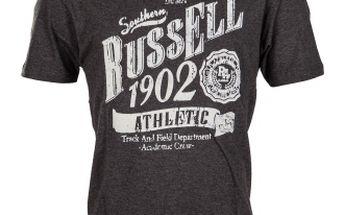 Pánské lifestyle tričko Russell Athletic CREW NECK SS TEE z příjemného materiálu
