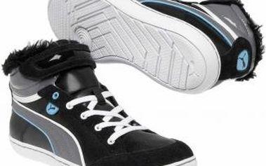 Dámské zimní boty Puma v nepřehlédnutelném designu